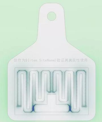 电磁仿真在医疗方面的运用:优化 RFID 标签设计