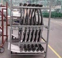 焊装线边料架江苏奥艾斯高品质厂家汽车料架非标定制