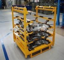 奥艾斯高品质汽车配件料架江苏生产汽车料架工厂