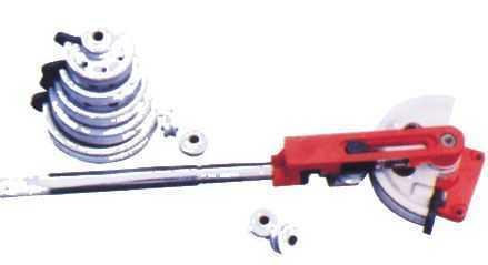 弯管机弯排机套丝机系列 手动液压弯管机 >swg-25型手动弯管机图片
