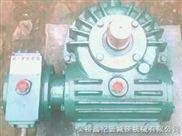CCWS减速机,CCWS圆弧圆柱蜗杆减速机