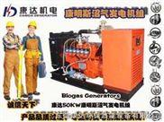 60KW沼气发电机组、低碳节能、60KW沼气发电机组、节能环保