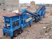 移动制砖机设备首选一个帆机械