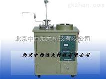 中西石油含水电脱分析仪 库号:M402822