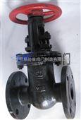 铸铁手动Z41T法兰重型闸阀