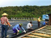 专业团队黑膜沼气池施工 沼气黑膜生产厂家