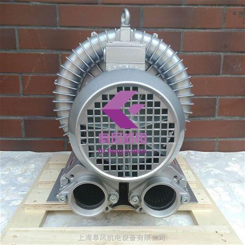 单段式高压环形鼓风机