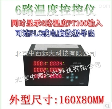 中西(LQS)温度控制仪库号:M10164