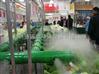 超市生鲜区蔬菜喷雾设备