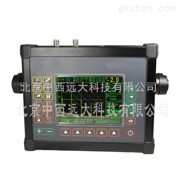 中西(LQS厂家)超声探伤仪库号:M406974