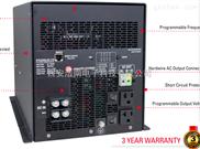 防水逆变器 DC40-80V转AC220V加固逆变电源