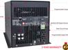 IP66防护等级逆变电源DC36V转AC110V