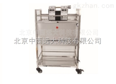中西(LQS)双活塞无油真空泵库号:M345820