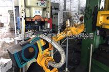 自动上下料机械手臂 力泰锻造机器人生产线