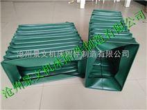 江苏纺织机械设备长方形风道软连接推荐