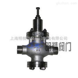 Y22X型Y22X型不锈钢外螺纹蒸汽减压阀