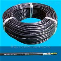 硅橡胶绝缘编织线AGRP屏蔽耐高温电缆线