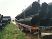 聚乙烯排污管 郑州工业废水排放管道厂家