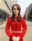 广州美女广告机器人厂家