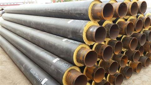 德州市预制直埋暖气保温钢管生产厂家