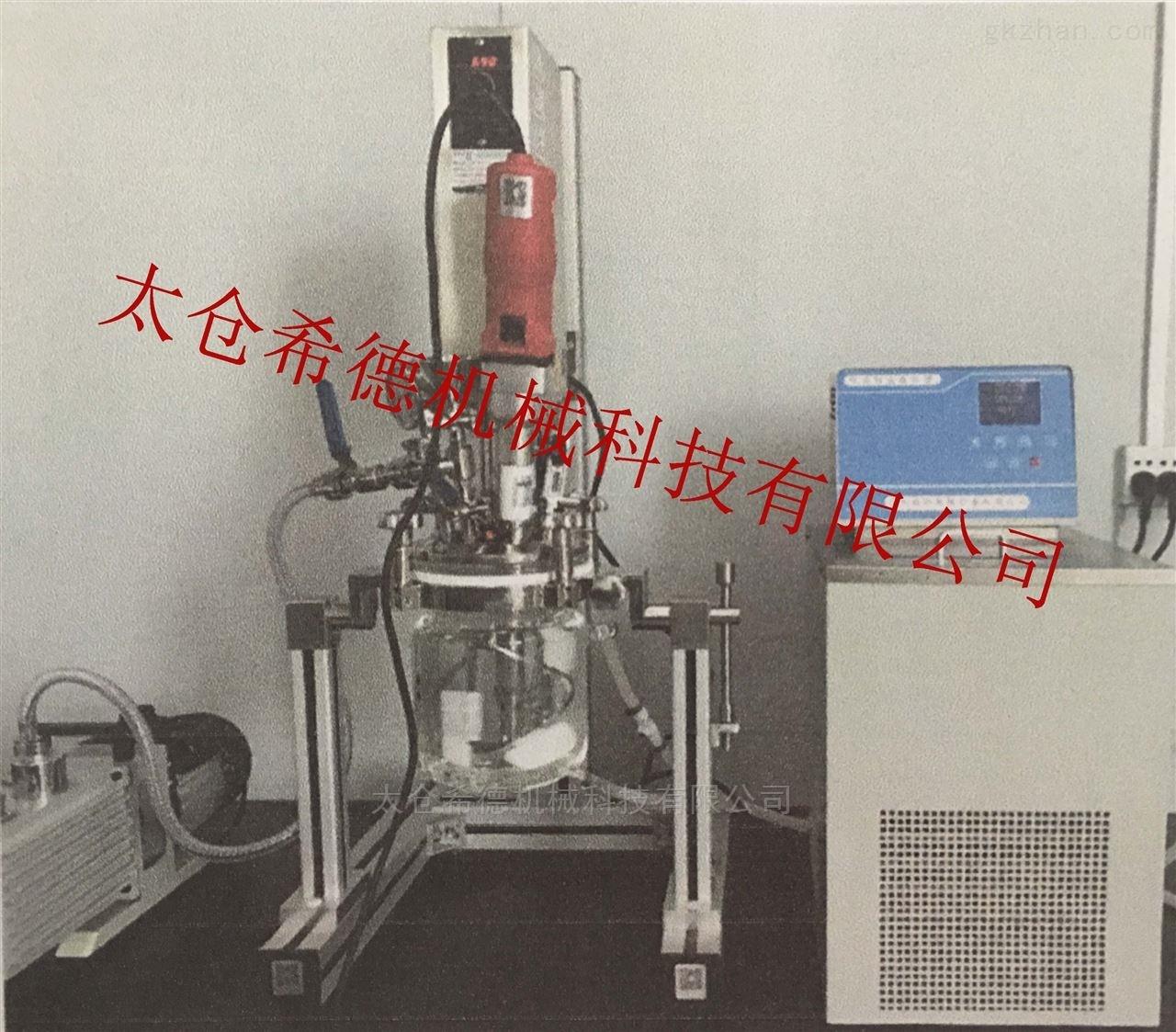 功率小能耗低乳化均质分散设备