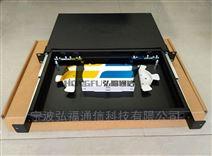 抽拉式12口光缆终端盒规格尺寸图片!