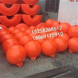 郑州40公分警示浮球 50公分单双耳浮球浮子