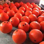 齐全石家庄直径40公分组合式浮球 抗撞击
