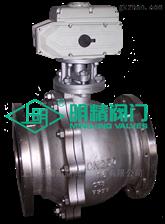 Q641F型DN250精小型气动浮动式法兰球阀