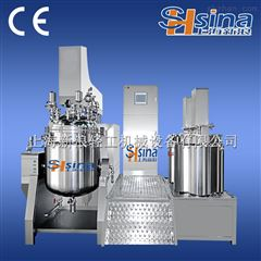 SH-SME苹果酱内外循环真空均质乳化机