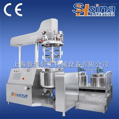 SH-SME花生酱内外循环真空均质乳化机