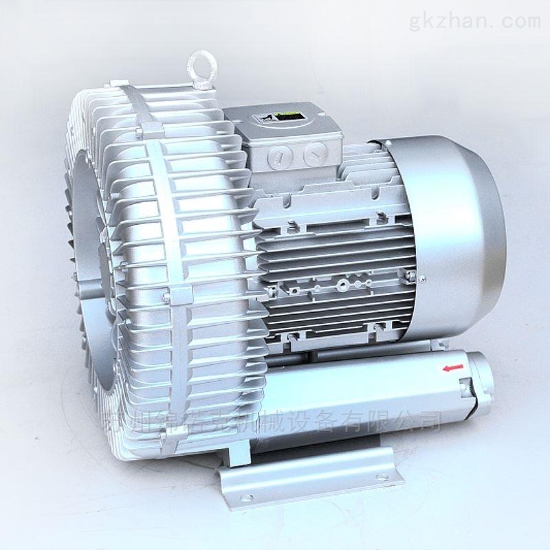 供应氮气回收循环系统环形旋涡式鼓风机选型
