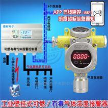 防爆型二氧化氯泄漏报警器,毒性气体报警器