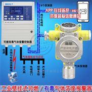 制药化工厂车间有机挥发物VOC气体报警器,可燃性气体探测器