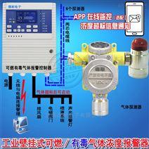 固定式氟化氢泄漏报警器,气体探测仪