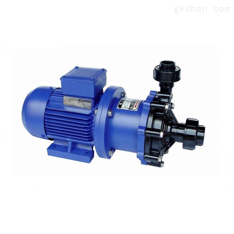 CQF型工程塑料静密封磁力泵