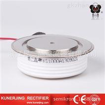 昆二晶平板式双向晶闸管模块KS1000A凸型