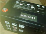 梅兰日兰蓄电池M2AL12-100参数价格