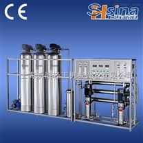 LRO工業水處理反滲透設備