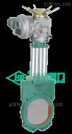 Z973X电动浆液阀 刀型闸阀