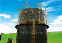 现代化沼气工程湿式气柜使用年限及工作原理