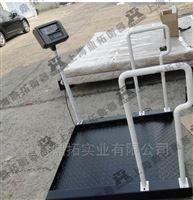SCS304不锈钢进口电子轮椅称