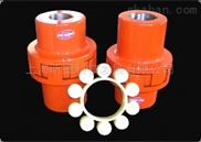 弹性柱销联轴器用于各种同轴线传动系统