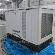 40KVA燃气发电机(可烧汽油)