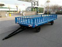 非标定制平板拖车 钢丝轮平板车厂家
