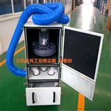 打磨机脉冲工业集尘器