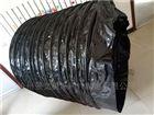 方形耐磨帆布伸缩软连接高温软接头布袋