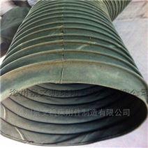 帆布耐磨颗粒输送伸缩软连接厂家批发价