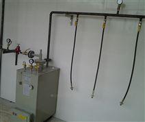 香港中邦200kg电热式汽化器煤气管道安装