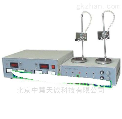 快速双单元控制电位电解仪